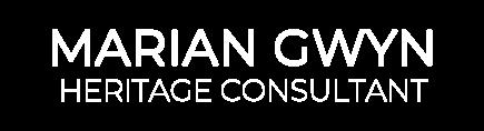 Marian Gwyn Logo